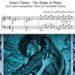 Форма воды легкие ноты для фортепиано