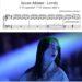 Билли Айлиш 13 причин почему фортепиано легкие ноты